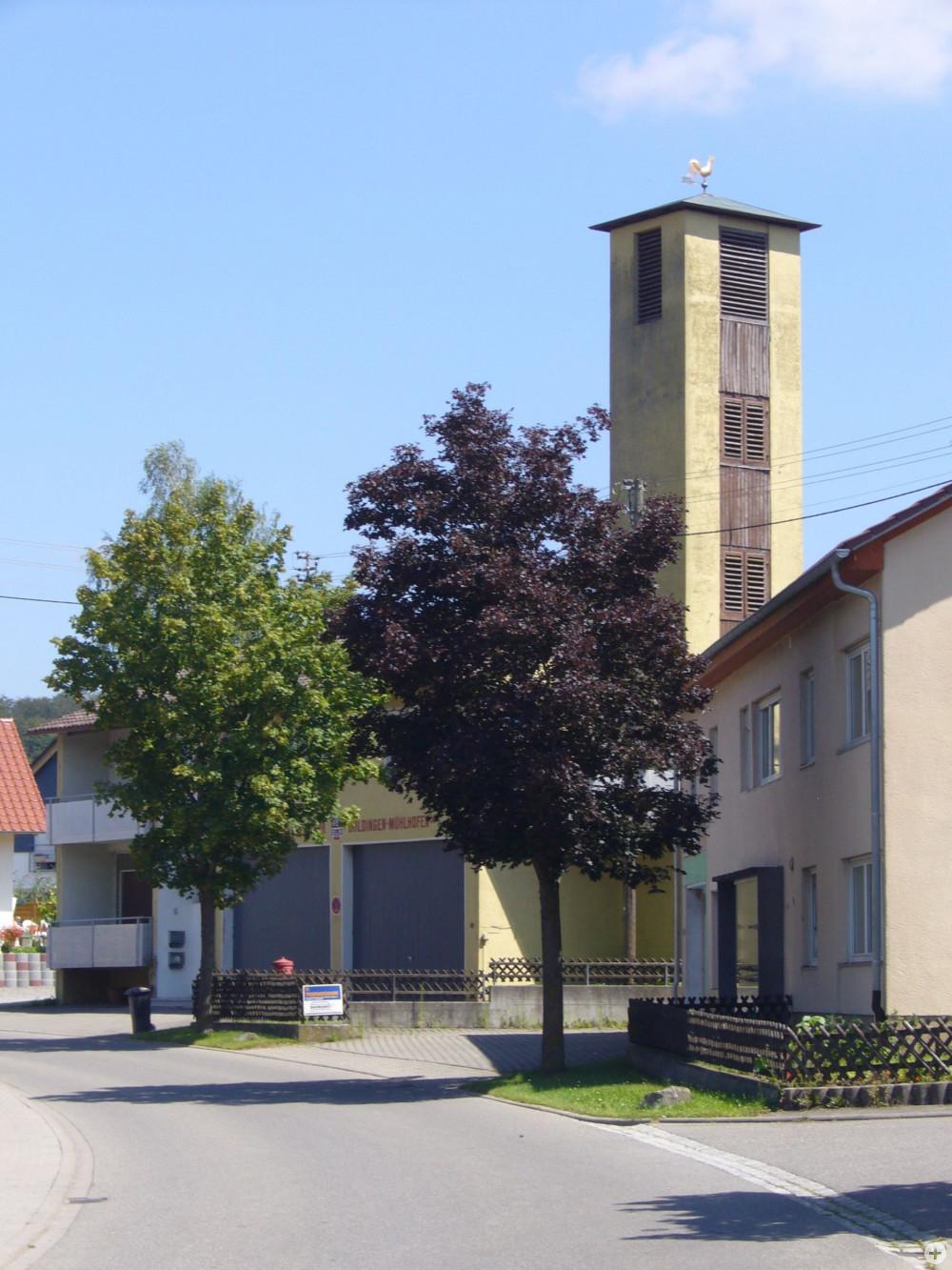 Altes Gerätehaus Mühlhofen