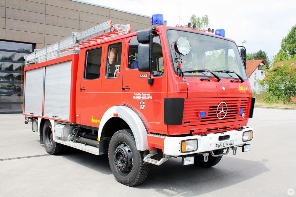 drittes Löschfahrzeug der Feuerwehr Uhldingen